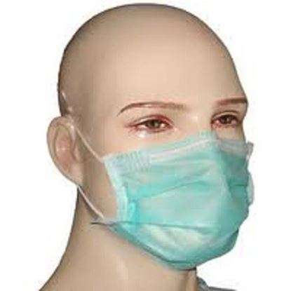 Picture of FACE MASK 3PLY ELASTIC