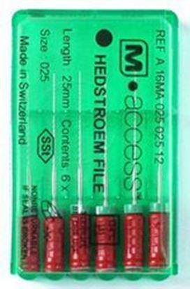 Picture of Dentsply M-access Hedstroem H-File 21mm 035