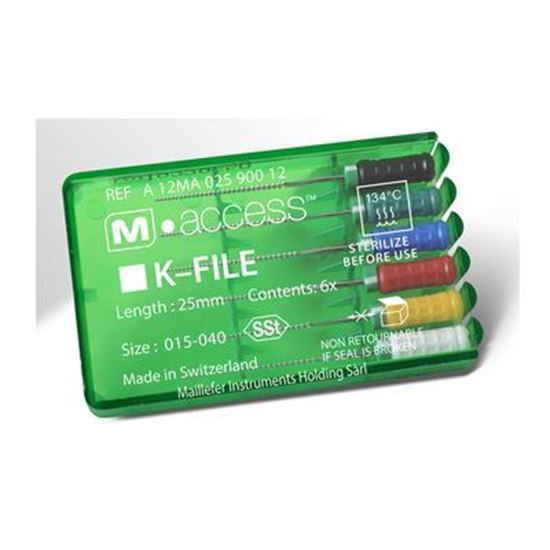 Picture of Dentsply M-access K-File 25mm
