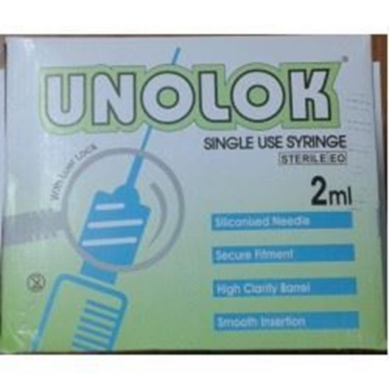 Picture of Unolok Syringe