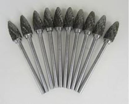 Picture of Dental Acrylic Burs