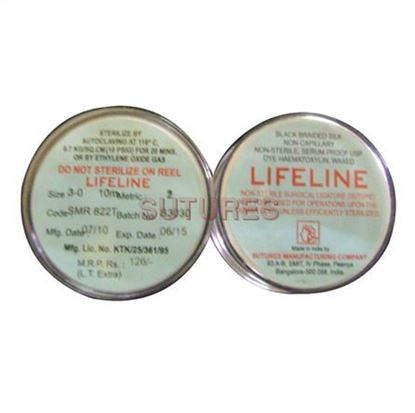 Picture of Surgical Suture Thread