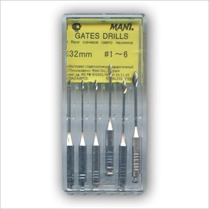 Picture of Mani Gates Drill 32mm #1-6