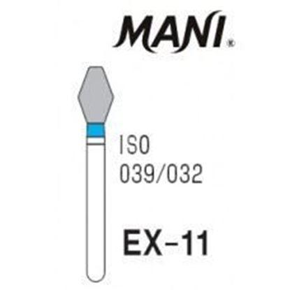 Picture of Mani Diamond Bur - EX-11