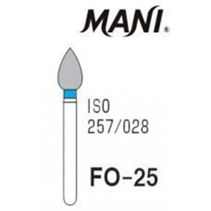 Picture of Mani Diamond Bur - Fo-25