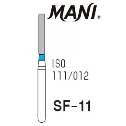 Picture of Mani Diamond Bur - SF-11