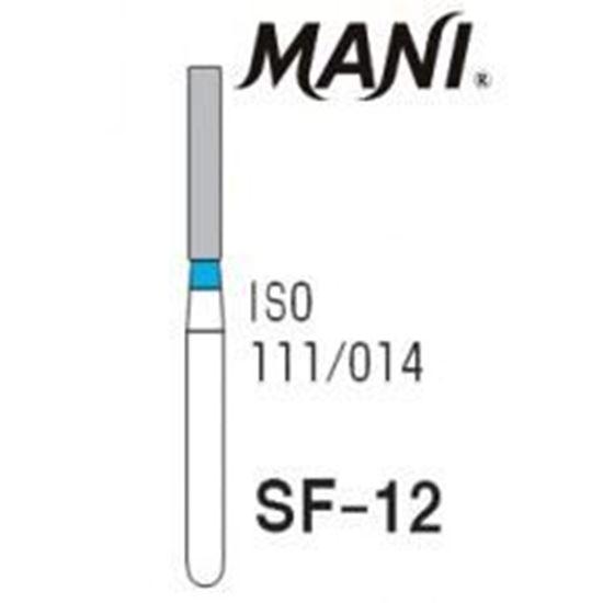 Picture of Mani Diamond Bur - SF-12