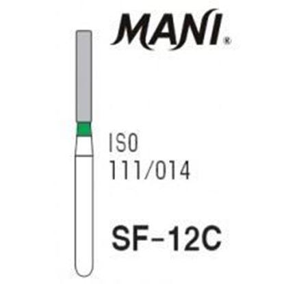 Picture of Mani Diamond Bur - SF-24C