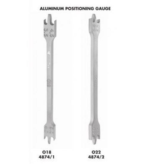 Picture of Aluminum Postioning Gauge