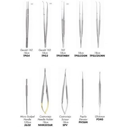Picture of MICRO TISSUE FORCEPS