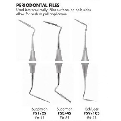 Picture of Periodontal Files