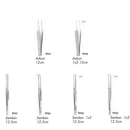 Picture of TISSUE FORCEPS