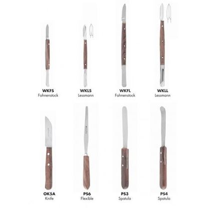 Picture of WAX KNIVES & SPATULA