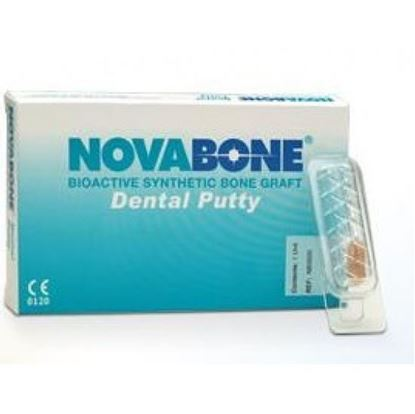Picture of NOVABONE Dental Putty (Cartridge)- (4x0.5CC)