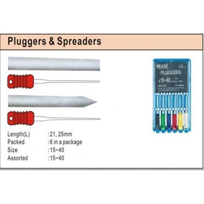 Picture of Pluggers/Spreaders