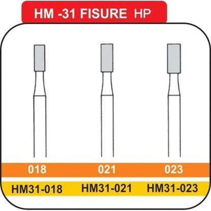 Picture of STRAIGHT FISSURE CARBIDE BURS - HP