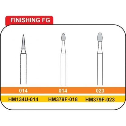 Picture of ULTRA FINE FINISHING CARBIDE BURS