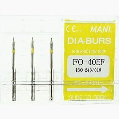 Picture of Mani Diamond Bur - FO-40EF