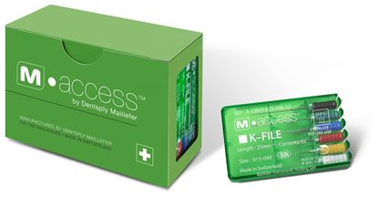 Picture of Dentsply M-access K-File 25mm 06
