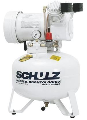 Picture of Schulz Air Compressor Oil-Free MSV 6.0/30
