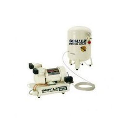Picture of Schulz Air Compressor Oil-Free MSV 6.0/50 Dental Split