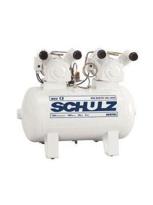 Picture of Schulz Air Compressor Oil-Free MSV 12/100