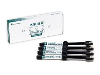 Picture of Tokuyama Estelite Alpha Syringe Kit