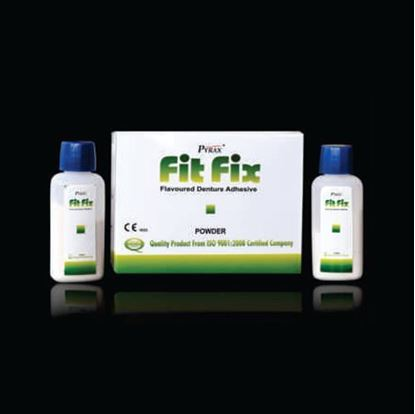 Picture of Pyrax - Fit Fix Denture Adhesive Powder (10 gms)