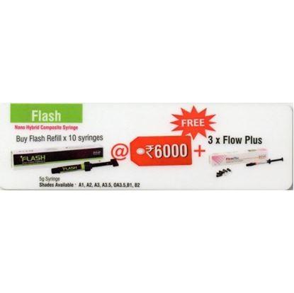 Picture of Medicept Flash Nano Hybrid Composite Syringe
