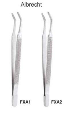 Picture of Extraction Forceps - Albrecht - FXA1 ,  FXA2