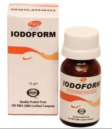 Picture of Pyrax - Iodoform Powder (15 gms)