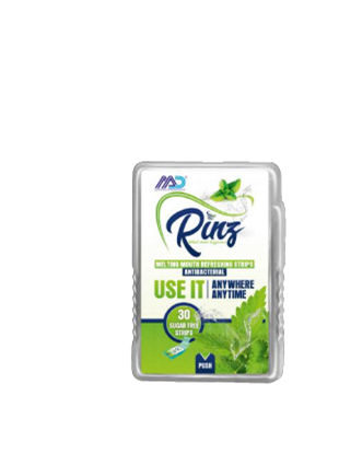 Picture of Rinz 10 cassette with 300 strips in 1 box