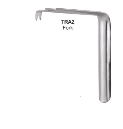 Picture of AUSTIN CHEEK RETRACTORS - Fork	TRA2