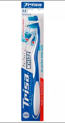Picture of Trisa ToothBrush - Perfect White Medium