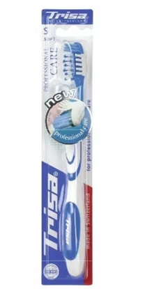 Picture of Trisa ToothBrush - Professional Care Soft (with Cap)