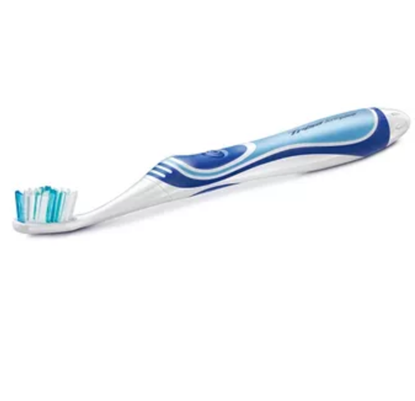 Picture of Trisa ToothBrush - Sonicpower Battery Complete Protection Medium. Exp.