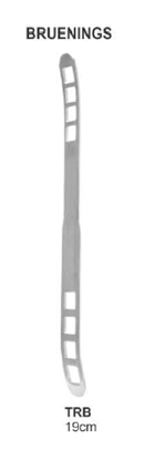 Picture of CHEEK RETRACTORS / TISSUE RETRACTORS - Tongue Depressor # Bruenings TRB