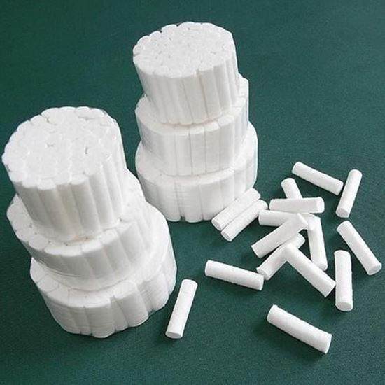 Picture of DENTAL COTTON ROLLS(1000 PCS/PKT)