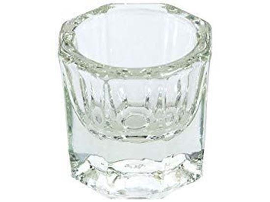 Picture of GLASS DAPPEN DISH