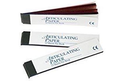 Picture of ARTICULATING PAPER (24 PCS PER BOOK)