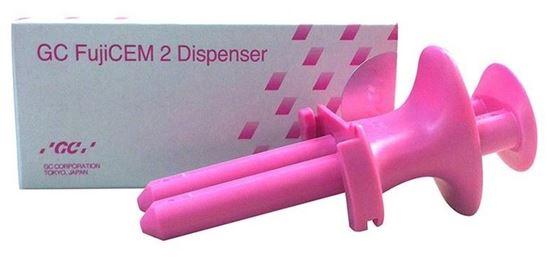 Picture of Gc Fujicem Luting Glass Ionomer (Plastic)- Dispenser