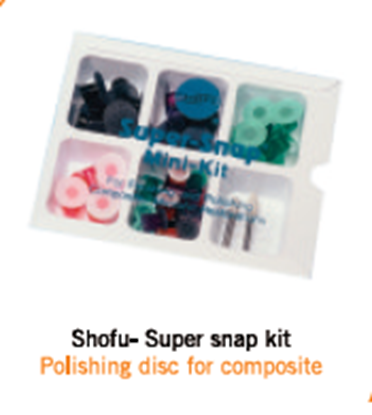Picture of Shofu Super Snap kit