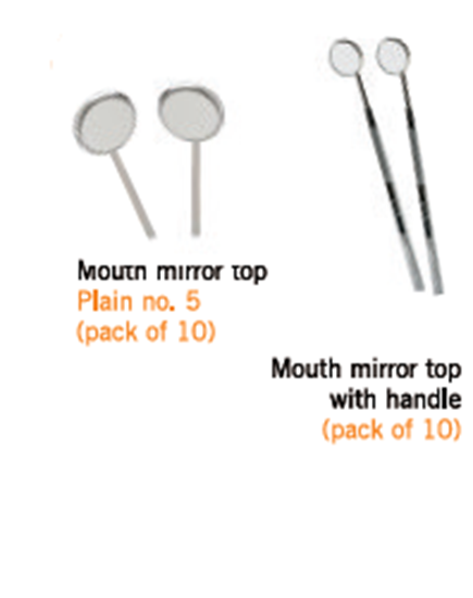 Picture of Mouth mirror