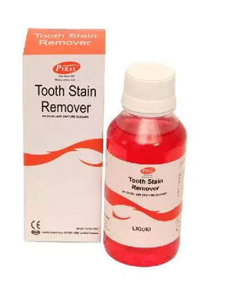 Picture of Pyrax - Tooth Stain Remover – Pack Of 5 Bottle