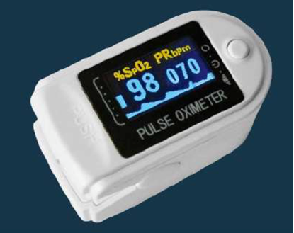 Picture of Portable Pulse Oximeter