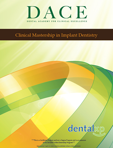 the 4th batch of the highly acclaimed DACE Mastership Program in partnership with Dental XP!