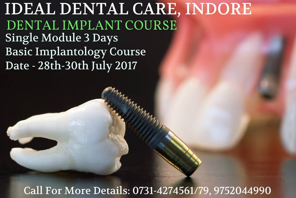 Ideal Dental Care, Indore