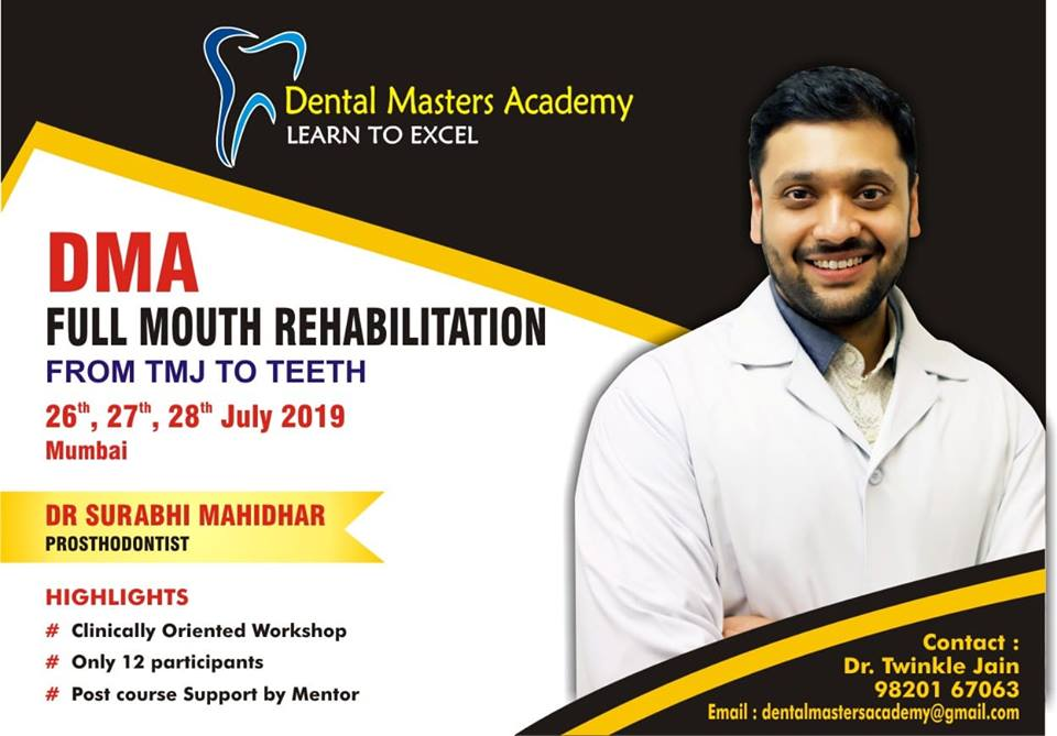 DMA Full Mouth Rehabilitation