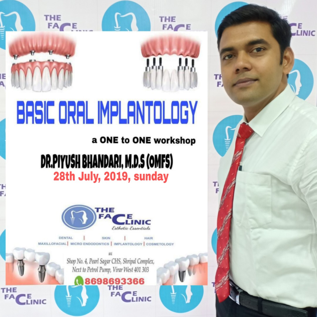 BASIC ORAL IMPLANTOLOGY WORKSHOP
