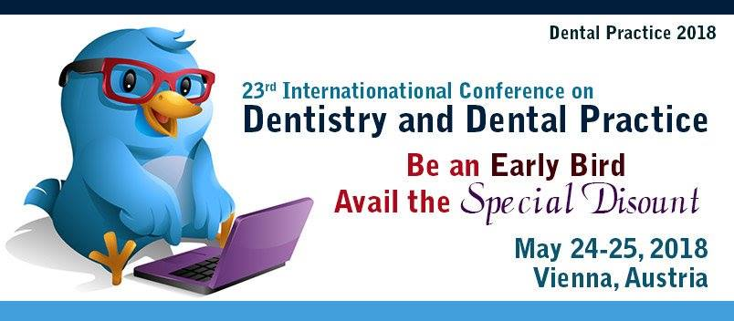 23rd International Conference on Dentistry and Dental Practice